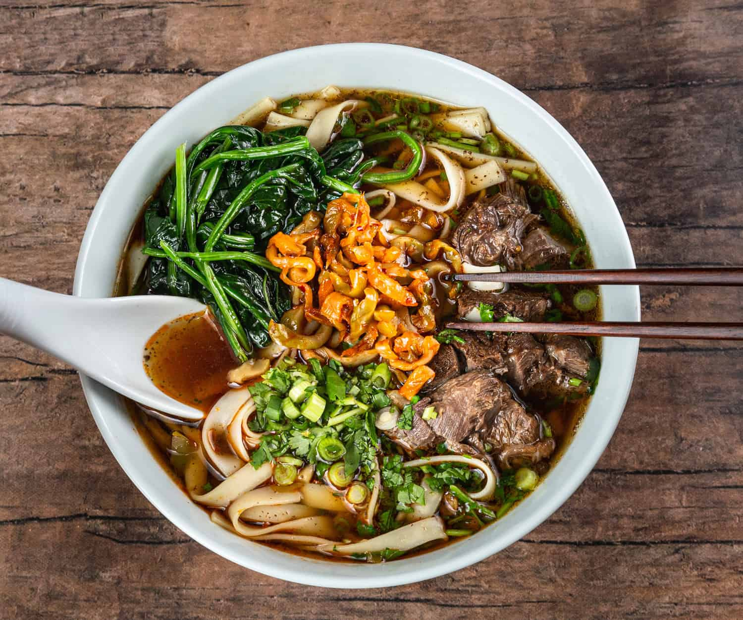 Instant Pot Taiwanese Beef Noodle Soup Tested By Amy Jacky