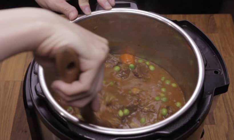 thicken beef stew