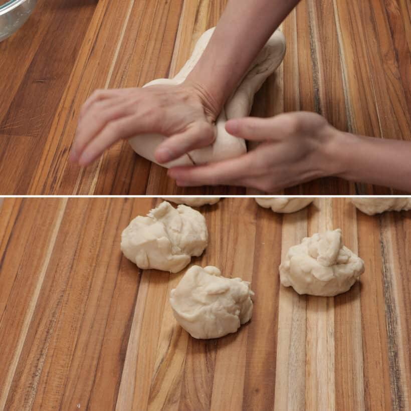 bao buns dough