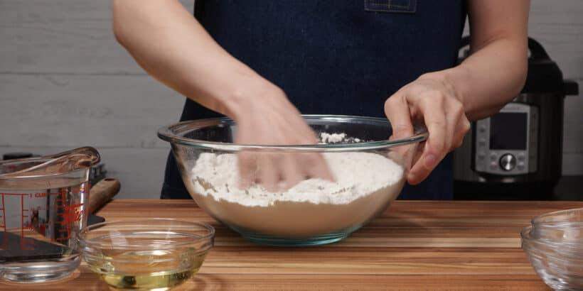 bao dough