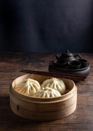 instant pot steamed buns   instant pot bao   bao buns   baozi   steamed buns   bao recipe   pork bun   chinese steamed buns #AmyJacky #recipe #chinese