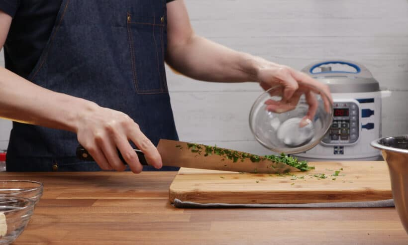 finely chopped parsley