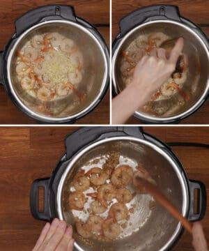 frozen shrimp instant pot
