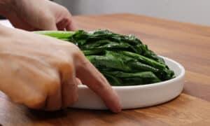how to cook gai lan