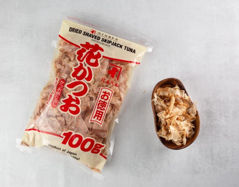 bonito flakes Katsuobushi 鰹節