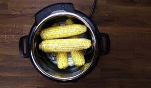 corn on the cob instant pot