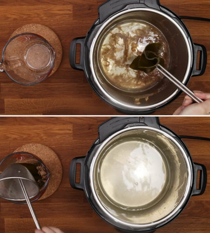 filter kombu bonito flakes