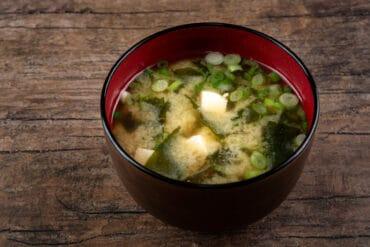 miso soup recipe | instant pot miso soup | homemade miso soup | japanese miso soup | easy miso soup