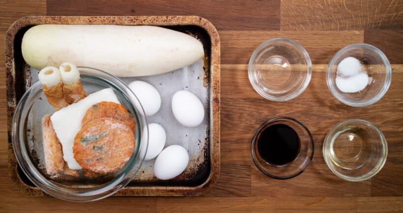 oden recipe ingredients