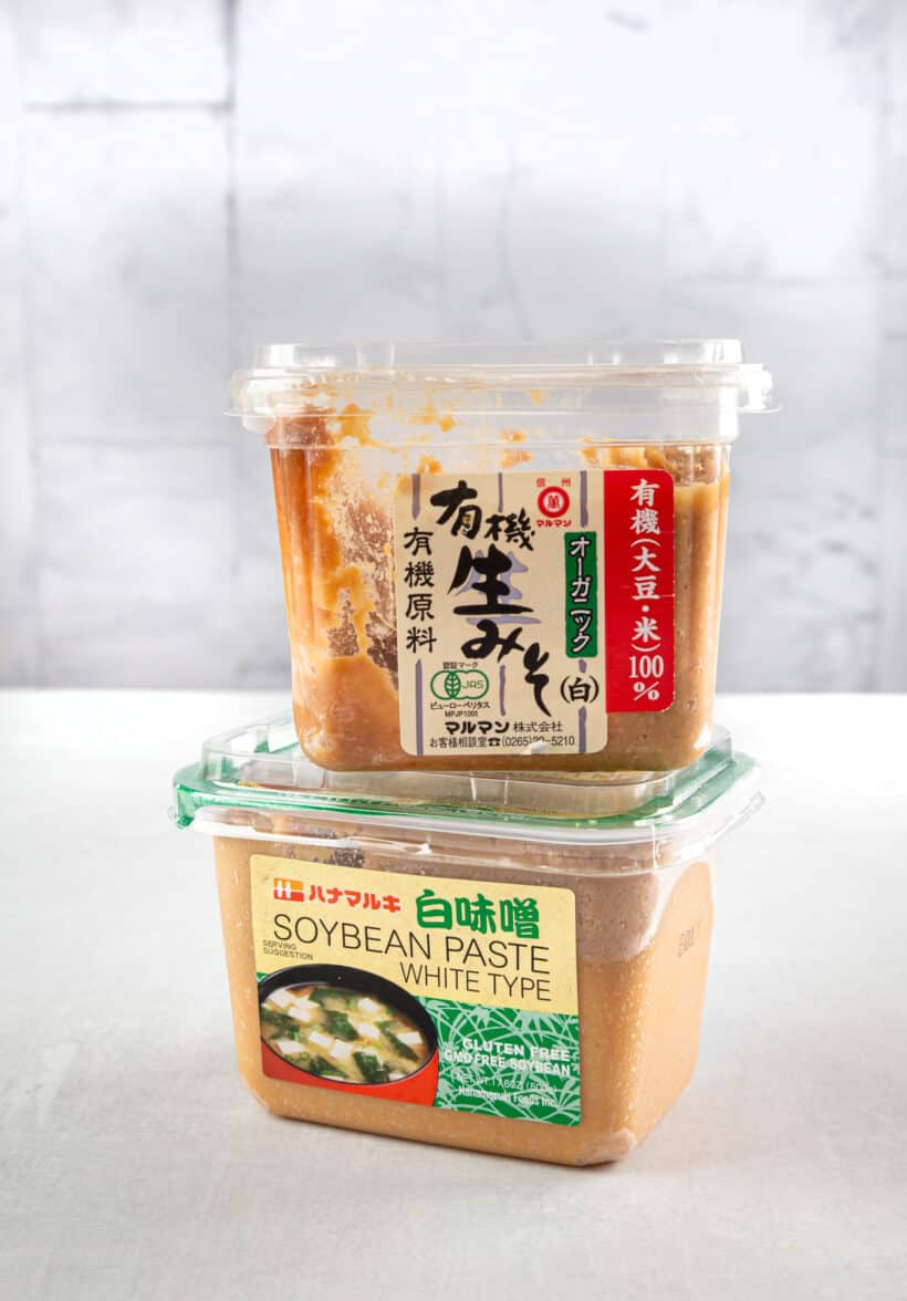 White Miso 白味噌 Shiromiso