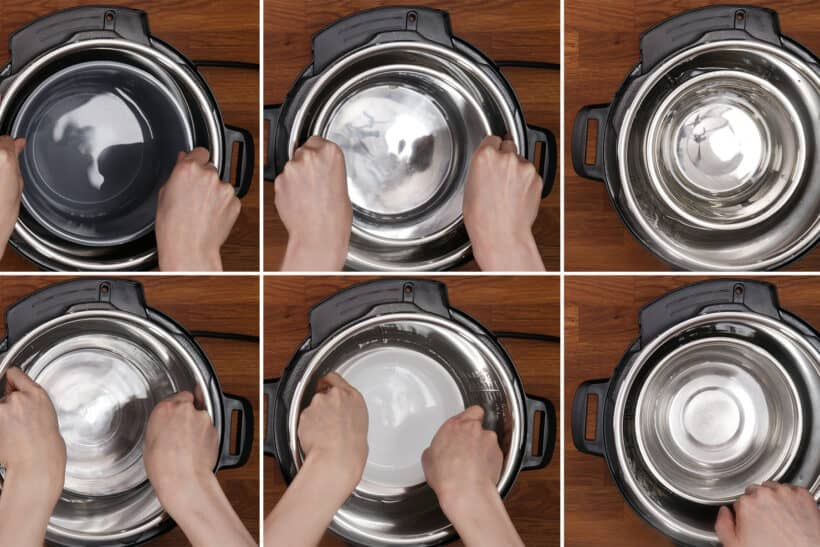 instant pot pot in pot