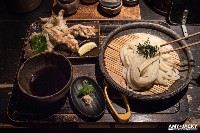 山元麺蔵 Yamamoto Menzo in Kyoto