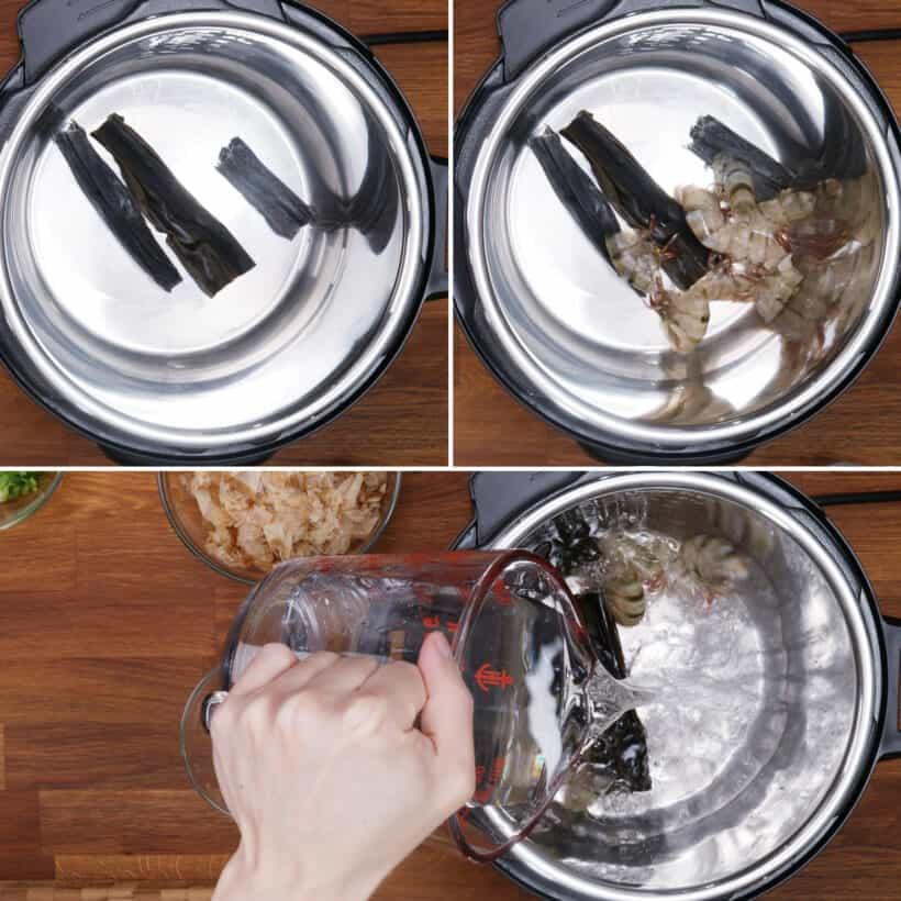 homemade dashi