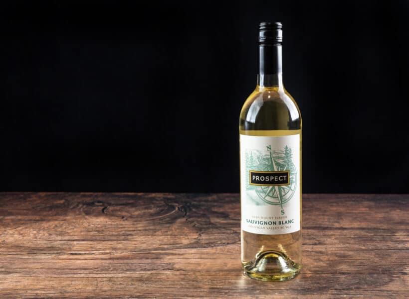 Prospect Winery Mount Parker Sauvignon Blanc